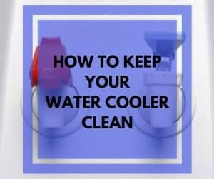 Keep Water Cooler Clean | Lipsey Water