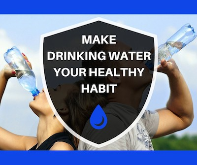 Drinking Water Habit | Lipsey Water