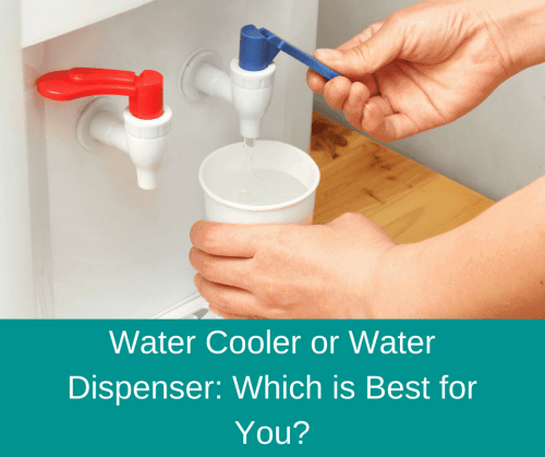 Hot and Cold Water Dispenser Atlanta Water Cooler | Lipsey Water