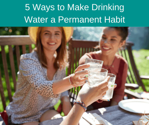 5 Ways to Make Drinking Water a Permanent Habit | Lipsey Water