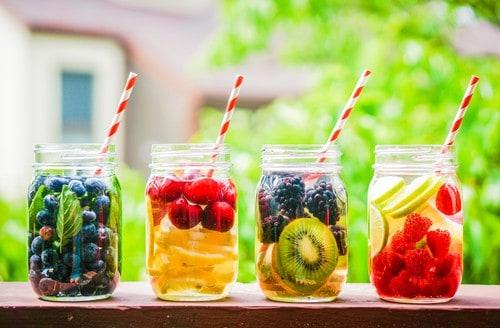 8 Delicious Detox Water Recipes